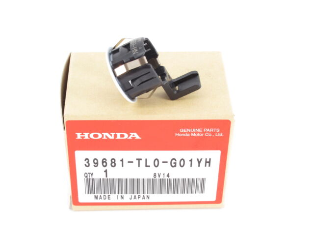 HONDA OEM 12-17 Odyssey Front Bumper-Park Sensor Retainer 39681TL0G01YH