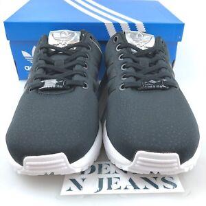 zapatillas adidas flux negro mujer