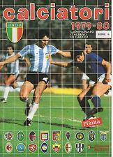 ALBUM CALCIATORI RISTAMPA L'UNITA' ANNO 1979-80
