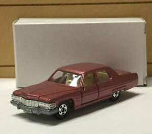 Is Cadillac A Foreign Car >> Details About Rare Tomica Cadillac Fleetwood Blow Am Blue Box Foreign Car Series From Japan