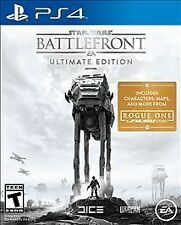 Star Wars: Battlefront -- Ultimate Edition PS4 LIKE BRAND NEW!