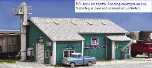 HO-Scale NIB Blair Line #2007 FARMERS FERTILIZER Laser Kit