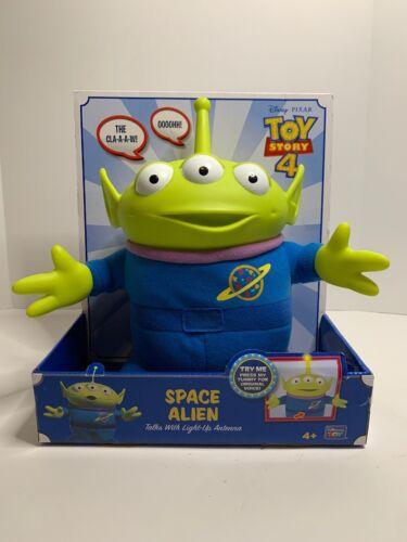Disney Pixar Toy Story 4 Talking Space Alien-pourparlers antenne et lumières.