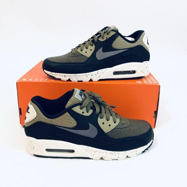 pretty nice 87025 5d82b Nike Air Max 90 Premium Neutral Olive Black Anthracite Size 10 ( 700155-203  )