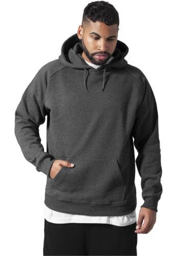 all Colors Urban Classics Blank Hoody Jacket Pullover Hoody S 5xl