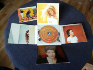 CD VIVALDI Anne-Sophie Mutter Quattro Stagioni Four Seasons Vier Jahreszeiten