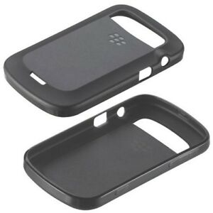Genuine-BlackBerry-Black-Clear-Soft-Shell-Case-Cover-for-Bold-9900-9930