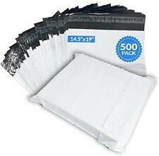 Poly Mailers Shipping Self Sealing Mailing Bags 145 X 19 Htf Widemouth Top