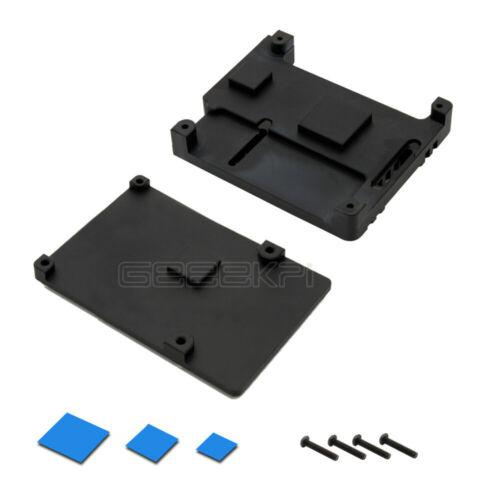 GeeekPi Armor Case With Dual Fan Cooling Heatsink Kit for Raspberry Pi 3B+//3A+