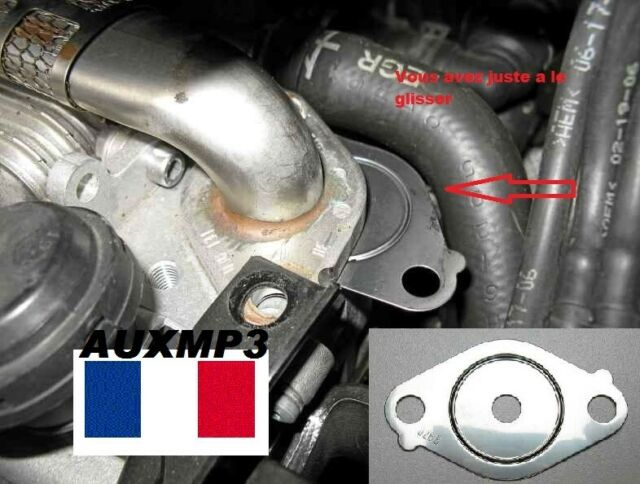 NTY AGR-Vanne egr-vw-016 pour SEAT VW