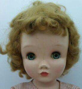 Madame-Alexander-DOLL-Winnie-BINNIE-WALKER-24-034-Cissy-face-Vintage-Toy