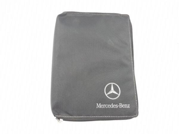 2003-2008 C203 Mercedes C Class Owners Manual + Wallet Beroemd Voor Geselecteerde Materialen, Nieuwe Ontwerpen, Prachtige Kleuren En Prachtige Afwerking