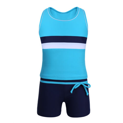 Kids Baby Girls Swimsuit Swimwear Bikini Bathing Suit Swimming Beachwear Costume