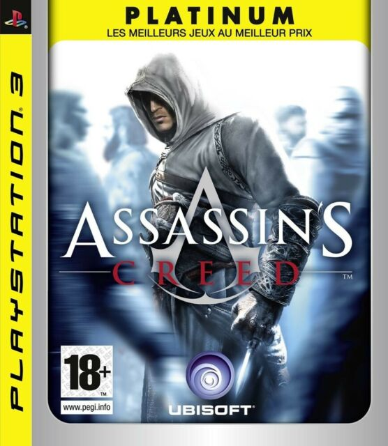 ASSASSIN'S CREED / SONY PS3 / COMME NEUF / VERSION FRANÇAISE