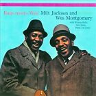 Bags Meets Wes! [Remaster] by Milt Jackson/Wes Montgomery (CD, Mar-2008, Riverside)