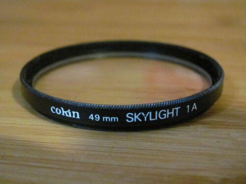 49mm 1A Filtre COKIN skylight