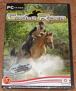 Cross-Rider-Jeu-PC-Neuf-sous-blister-Version-francaise