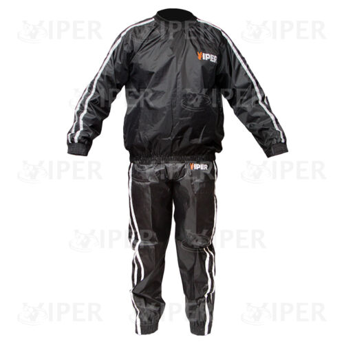 Viper Sauna Sweat Suit Mma Muay Thai Boxing Rugby Weight Loss Fitness Exercise