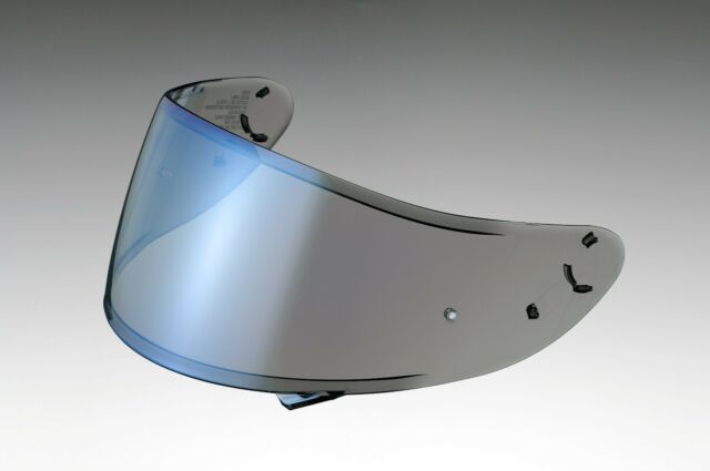 087f391e25e SHOEI Rf1200 Helmet Shield RST Spectra Blue Mirror Cwr-1 Replacement ...