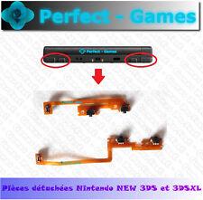 Nappes gâchettes boutons gauche et droite L/R et ZL/ZR NINTENDO NEW 3DS 3DS XL