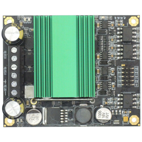 100A DC motor drive Module High Power motor speed Control Dual Channel H-bridge