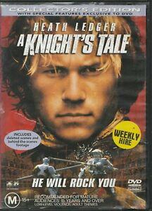 A-Knight-039-s-Tale-DVD-2004-Heath-Ledger-Rated-M15-Region-4-PAL