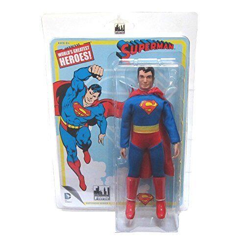 Superman Superman Superman DC Retro 8-Inch Series 1 Superman 332b92