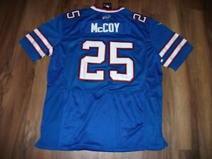 wholesale dealer d9bed c6449 Details about BRAND NEW W/TAGS LESEAN McCOY BUFFALO BILLS AUTHENTIC ON  FIELD FOOTBALL JERSEY