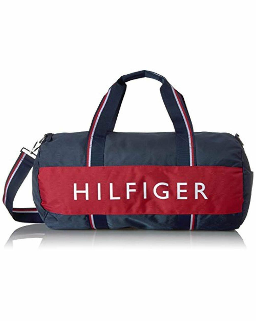 Tommy Hilfiger Large GYM Bag Duffle Bag UNISEX New w Tags