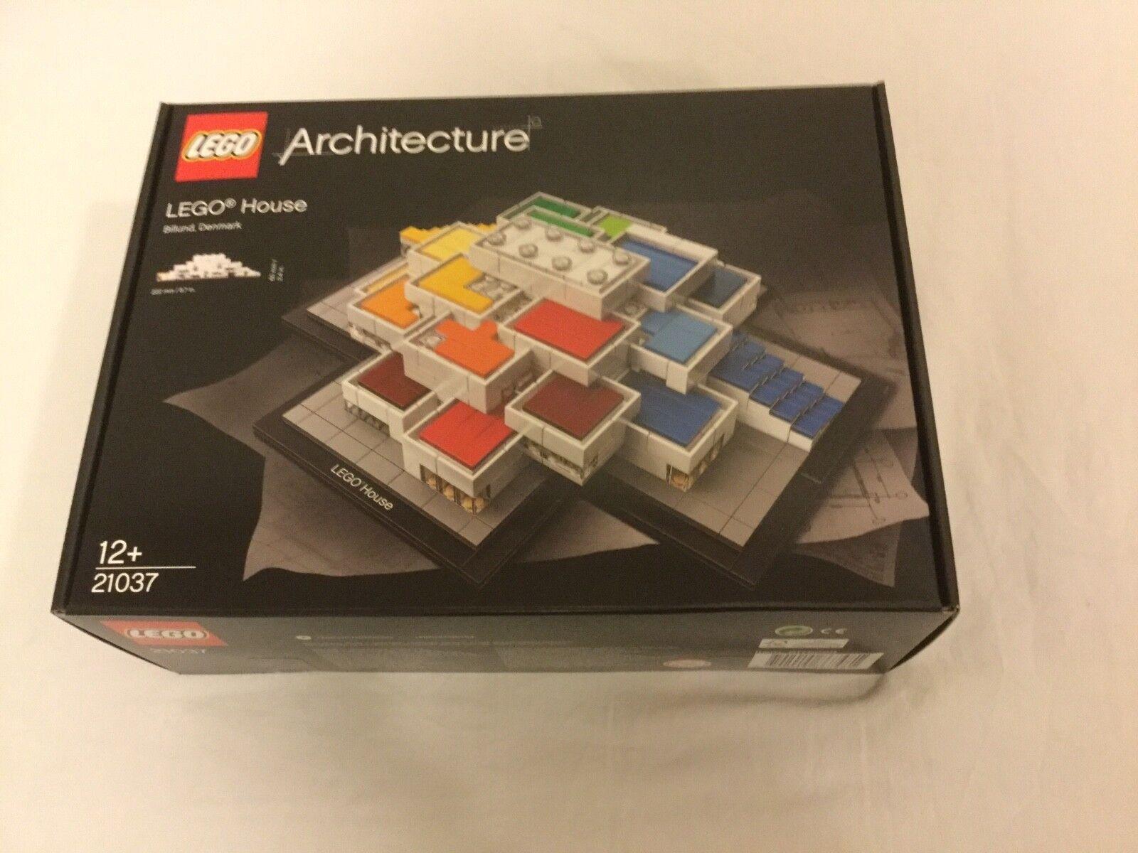 LEGO HOUSE 21037 Exclusive Set Billund Denmark BRAND NEW FACTORY SEALED