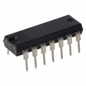 Circuito integrado 74LS12 DIP-14