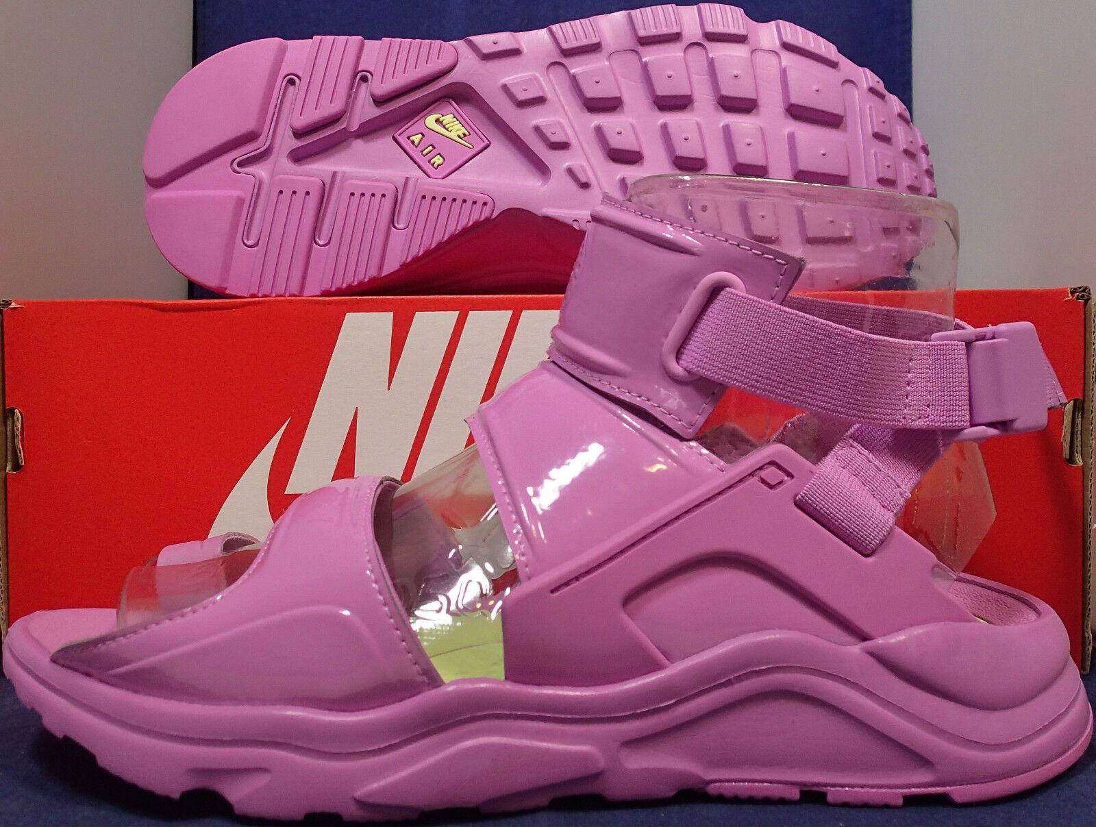 Femmes Nike Air Huarache Gladiateur Qs Fuchsia Brille Sz 7 7 7 (AH7702-500) 9d716f