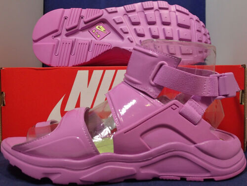 Femmes Gladiateur Air 7 Nike Huarache ah7702 500 Brille Qs Sz Fuchsia qrWqATSwxt