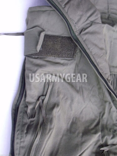 Made in USA Super Warm Heavily Insulated Tanker Aramid Arctic Lined Overalls GI