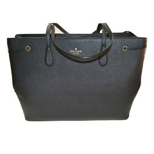 c9e44fd293 NWT KATE SPADE NEW YORK ARI Leather Satchel Laurel Shoulder Bag ...