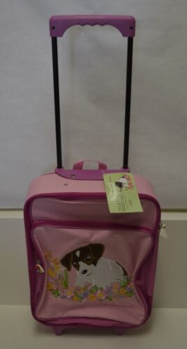 ALLY /& BAILEY BABY GIRL PINK LAYETTE CLOTHING BLANKET LUGGAGE SET ** SHOWER GIFT