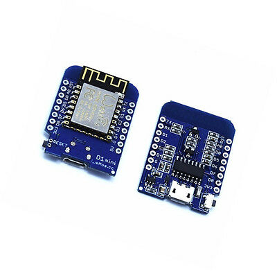 1PCS D1 Mini NodeMcu 4M bytes Lua WIFI Development Board ESP8266 by WeMos