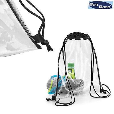 Neueste Kollektion Von Bagbase Clear Gymsac Bg7