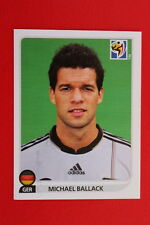 Panini SOUTH AFRICA 2010 268 DEUTSCHLAND BALLACK TOPMINT!!