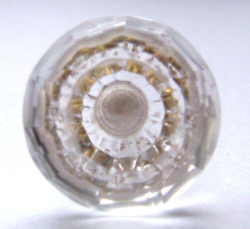 Tiroir Armoire Placard Tire Poignées de porte petit clair Verre taillé 22 mm