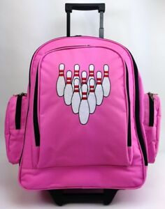 NEW-XSTRIKE-1-BALL-ROLLER-BOWLING-BAG-PINK-HOLIDAY-PRICE-41-95