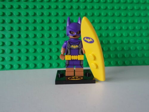 genuine lego minifigures the vacation batgirl from batman series 2