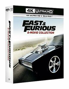 Fast And Furious 8 Blu Ray