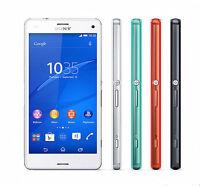 Sony Xperia Z3 COMPACT  - 16GB -  (02) Smartphone
