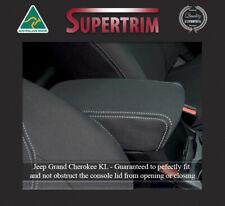 Console Lid Cover Fits Jeep Cherokee Waterproof Premium Neoprene