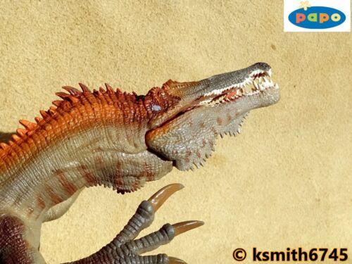 NOUVEAU * Papo Baryonix Jouet en plastique Jurassique Prehistoric Animal Big Dinosaure