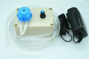 Details about New DC Dosing Pump Peristaltic Pump For Aquarium Speed  Adjustable