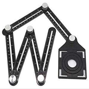 Universale-Angleizer-Strumento-Di-Misura-Strumento-Multi-Angle-Lato-Righello
