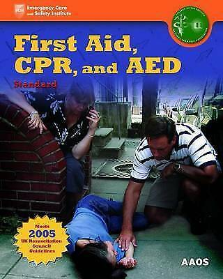 1 of 1 - First Aid, Cpr, and Aed-ExLibrary