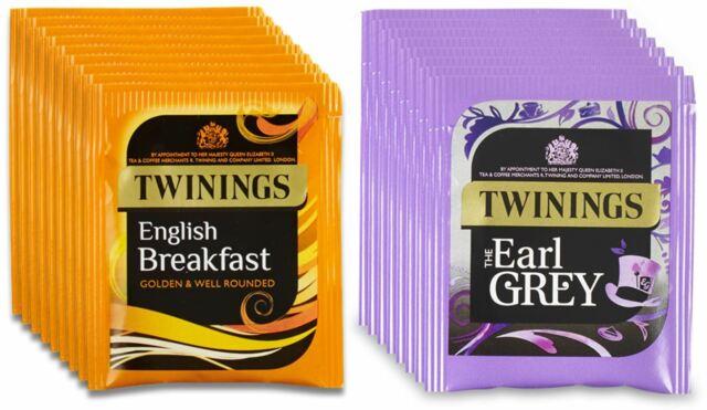 Twinings Classics Thé Noir Sélection Pack-individuel Sachets Sacs enveloppés